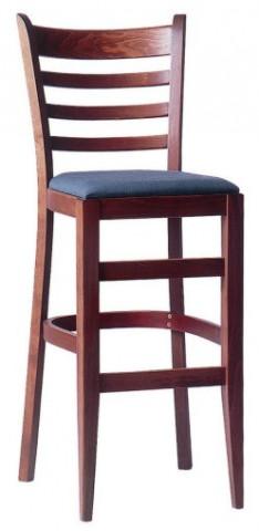 Barová židle 313 894 Budweis
