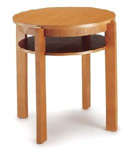 Bernkop Stůl dřevěný kavárenský 421 065 masiv