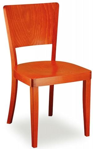 Dřevěná židle 311 262 Josefína