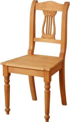 Dřevěná židle Lyra 00503