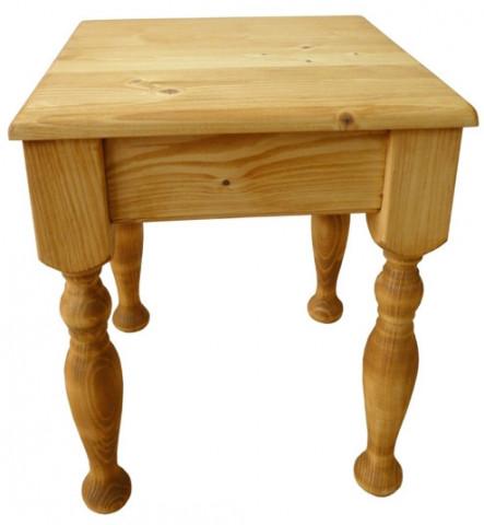 Dřevěná židle 00526 stolička větší