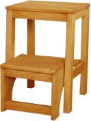Unis Dřevěná židle 00530 vyklápěcí