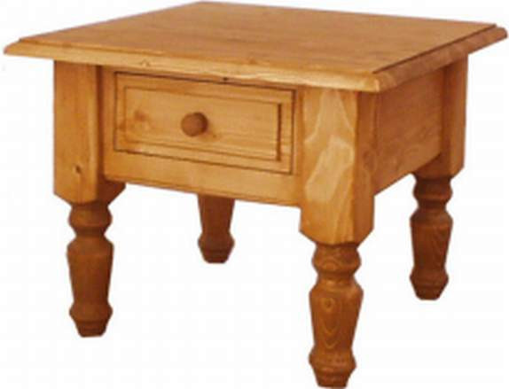Konferenční stolek dřevěný 00420