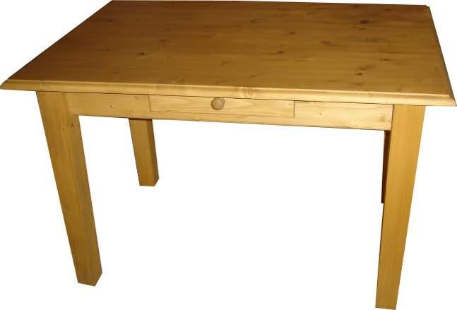 Dřevěný jídelní stůl 00466