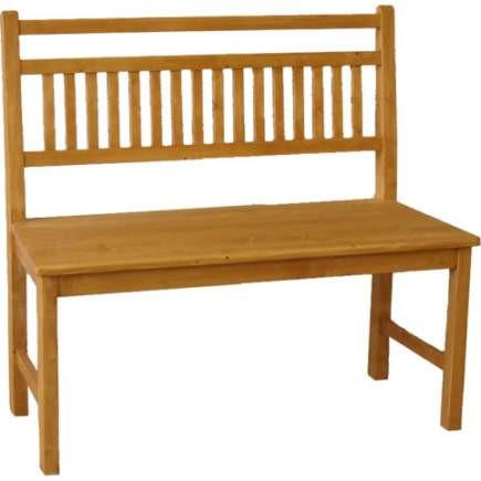 Dřevěná lavice Classic 00510