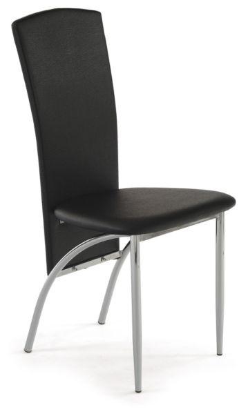 Autronic Jídelní židle AC-1017 GRN1 - Koženka zelená