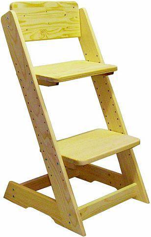 Dětská rostoucí židle Klára 2 - II. jakost