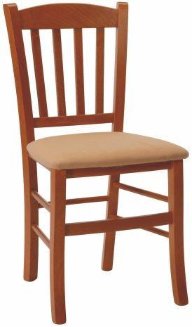 Jídelní židle Veneta Reginarca bordo 310/Rustikál - II. jakost