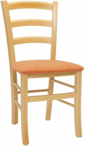 Jídelní židle Paysane - Buk/Reginarca terracotta 402