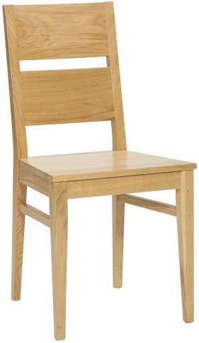 Dřevěná židle Orly - masiv dub