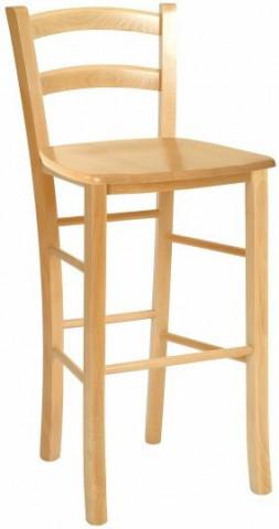 Barová židle Paysane Bar masiv - buk