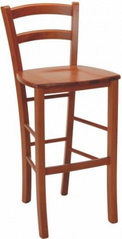 Barová židle Paysane Bar masiv - třešeň