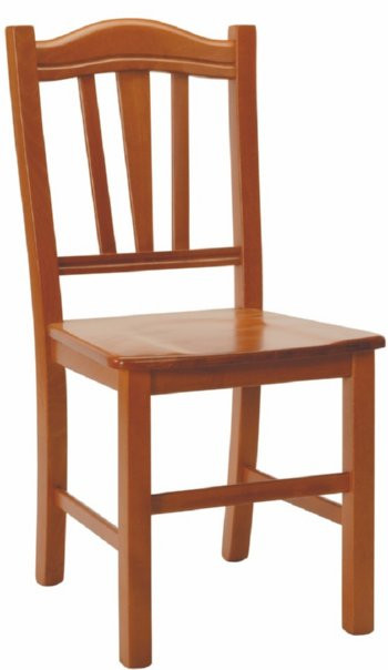 Stima Dřevěná židle Silvana masiv