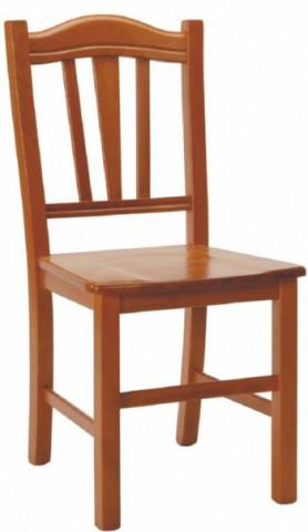 Dřevěná židle Silvana masiv