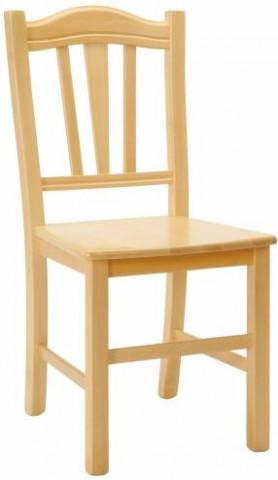 Dřevěná židle Silvana masiv - buk