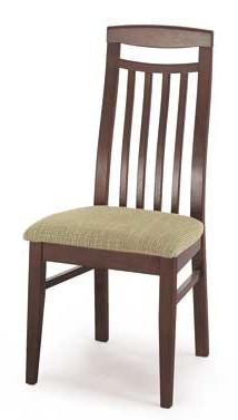 Jídelní židle BE810 - BR - Hnědá
