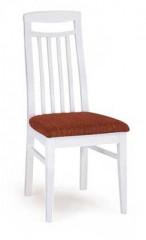 Jídelní židle BE810 - WT - Bílá