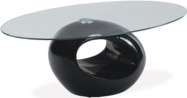 Konferenční oválný stolek AHG-031
