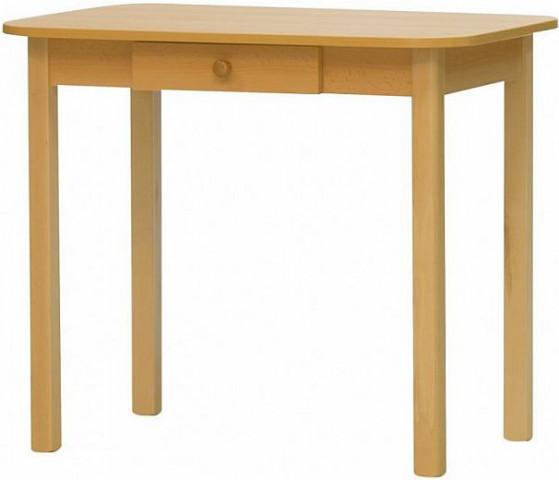 Jídelní stůl Piccolo se zásuvkou
