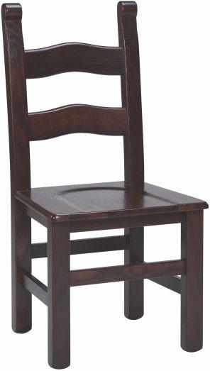 Stima Dřevěná židle Pesante
