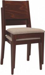Jídelní židle Alex stohovatelná