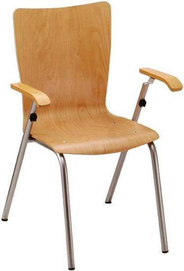 Kovobel Židle Saxana H+HA