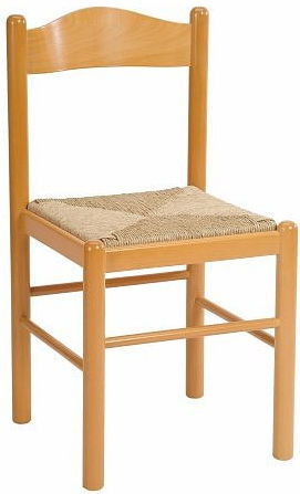 Jídelní židle Pisa výplet
