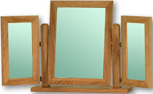Zrcadlo stolní 22940