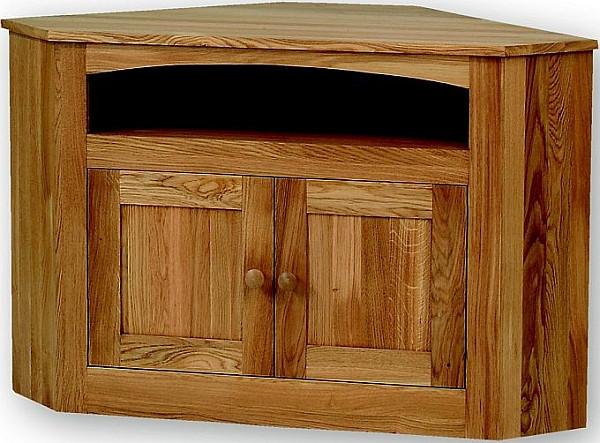 TV stolek rohový 22180 dub