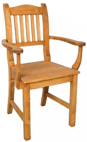 Dřevěné křeslo Dona 00537