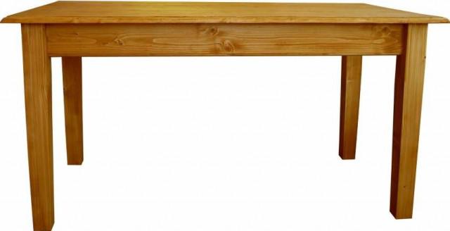 Dřevěný jídelní stůl 00459