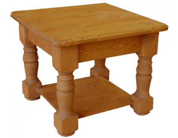 Konferenční stolek dřevěný 00401