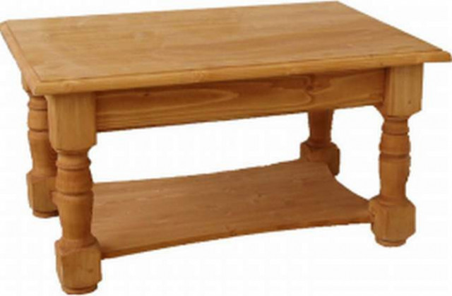 Konferenční stolek dřevěný 00402