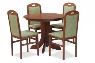 Jídelní stůl Viena kulatý