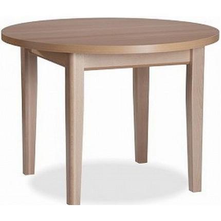 MIKO Jídelní stůl Max 2 rozkládací - pr. 105 + 35 cm + kupón KONDELA10 na okamžitou slevu 10% (kupón uplatníte v košíku)