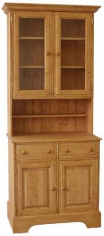 Dřevěná kredenc 00141