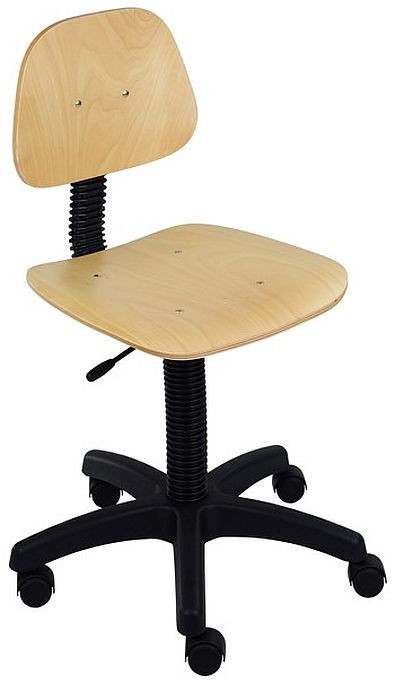 Pracovní židle Sparta dřevěná
