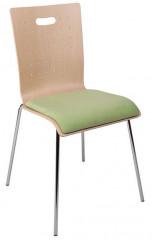 Konferenční židle Tulip - dřevěná