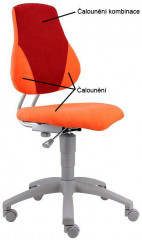 Rostoucí dětská židle Fuxo V-line