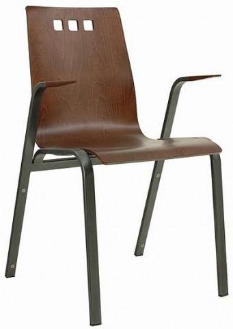 Konferenční židle Berni s područkami