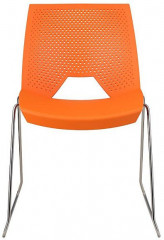 Plastová židle Strike sáně