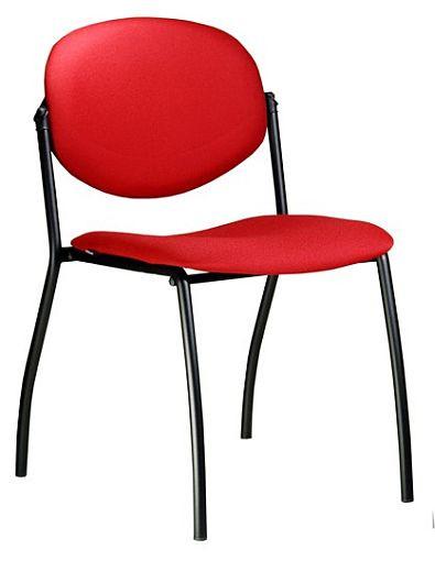 Alba Konferenční židle Wendy čalouněná