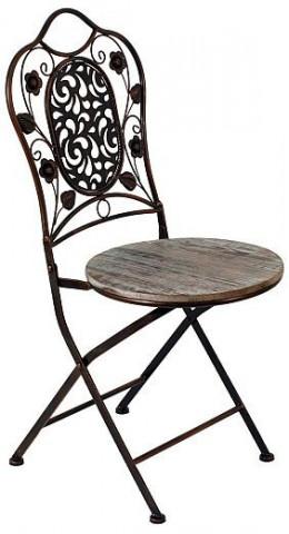 Kovová židle Rose AH12130