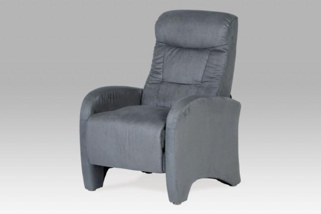 Relaxační křeslo TV-7027 - GREY2 - šedá