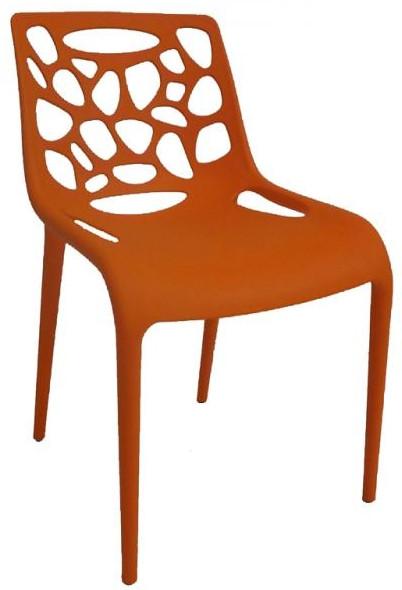 Sedia Plastová zahradní židle Elena