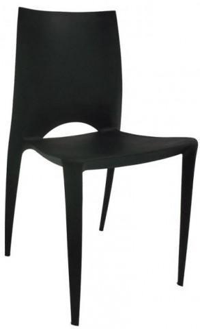 Plastová židle Lucie