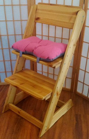 Sedák na dětskou židli Klára 2