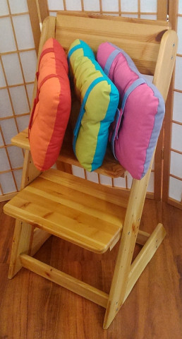 Sedák na dětskou židli