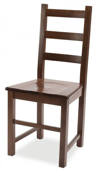 MIKO Dřevěná židle Rustica - masiv