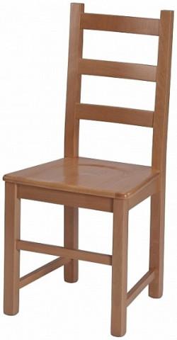 Dřevěná židle Rustica - masiv